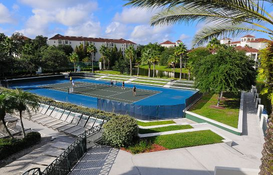 Sporteinrichtungen Star Island Resort & Club