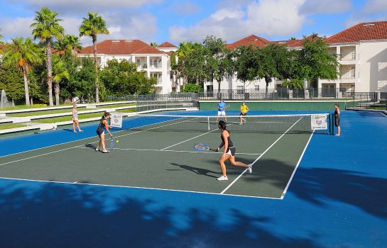 Tennisplatz Star Island Resort & Club