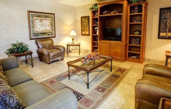 Hotelhalle Quality Suites College Station