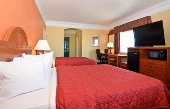 Zimmer Quality Inn & Suites Beachfront