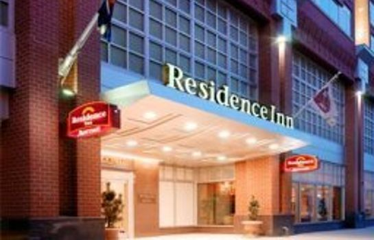Außenansicht Residence Inn Denver City Center