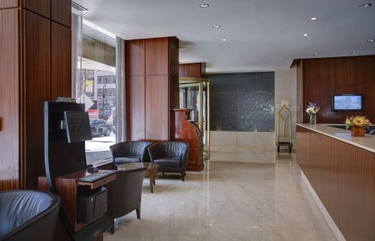 Hotelhalle Residence Inn New York Manhattan/Times Square