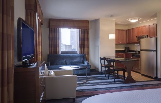 Suite Residence Inn New York Manhattan/Times Square