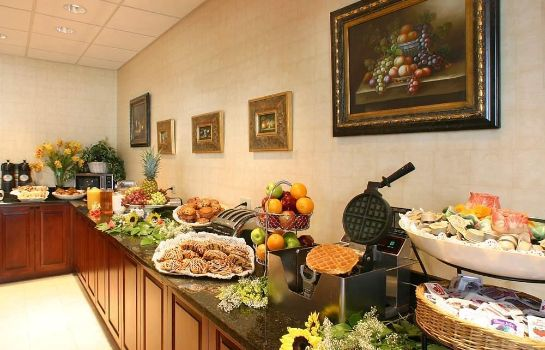 Restauracja REGENCY SUITES HOTEL