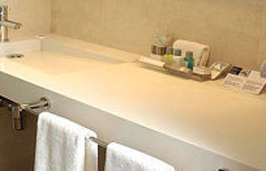 Bagno in camera Exe Suites Reforma