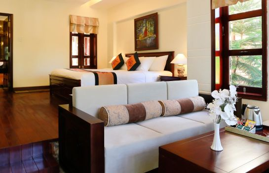 Pokój typu junior suite Mercure Hoi An