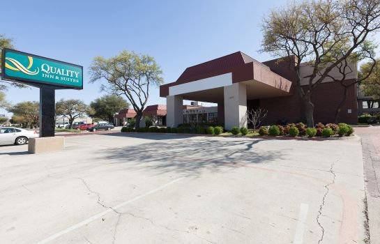 Vista esterna Quality Inn & Suites Plano East - Richardson