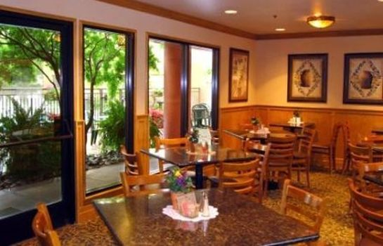 Restaurant Oxford Suites Redding