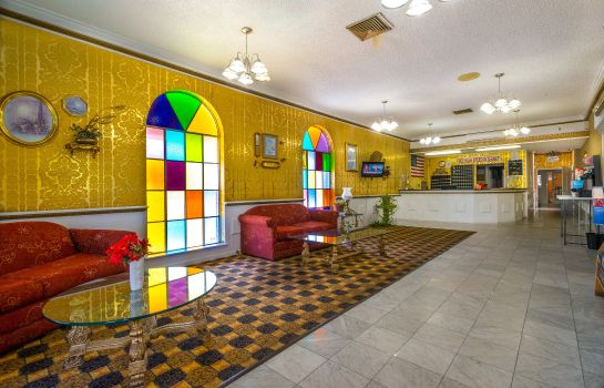 Hotelhal ROYAL INN ABILENE