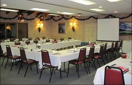 Sala de reuniones Holiday Acres Resort