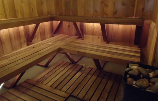 Sauna Holiday Acres Resort