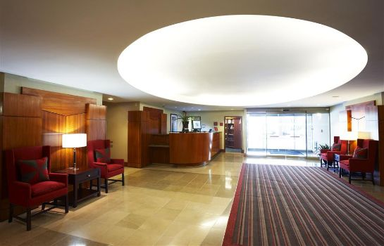 Lobby Four Points by Sheraton Charlotte