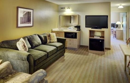 Suite BEST WESTERN HARVEST INN AND S
