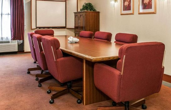 Conference room Quality Inn & Suites Shelbyville