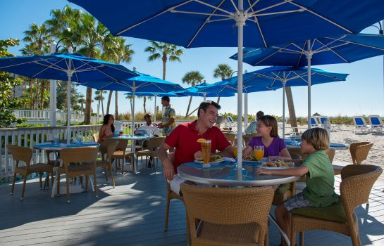 Restauracja Tradewinds Island Grand