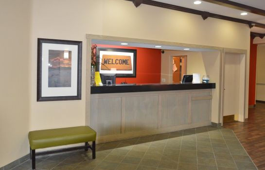 Hotelhalle Extended Stay America Downtown