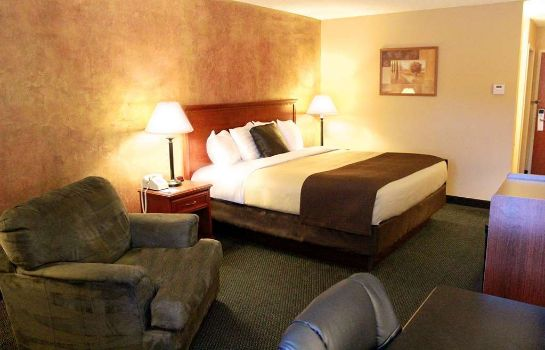 Chambre RED LION HOTEL BILLINGS
