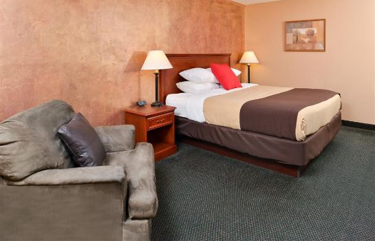 Zimmer RED LION HOTEL BILLINGS