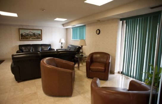 Vista all'interno The Floral Park Motor Lodge