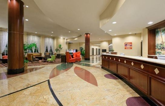 Lobby DESERT PALMS HOTEL AND SUITES