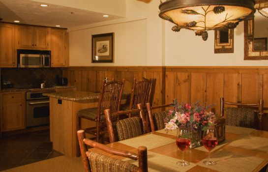 Restaurante WHITEFACE LODGE