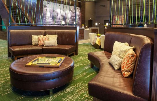 Hotelhalle DoubleTree by Hilton Park City - The Yarrow