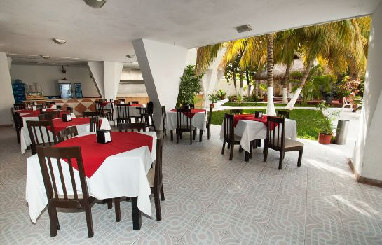 Breakfast room Hotel Caribe Internacional