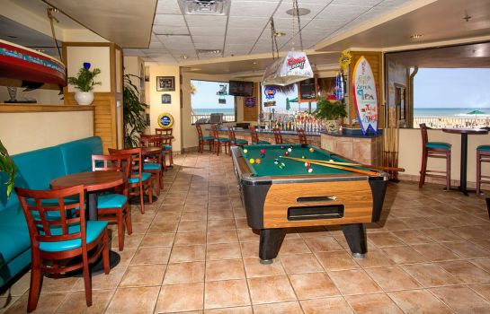 Hotel bar OCEANFRONT INN AND SUITES