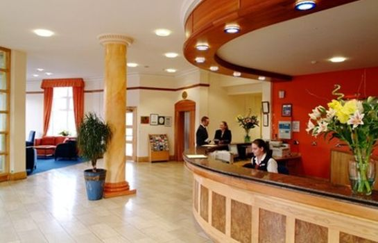 Vestíbulo del hotel Carrigaline Court and Leisure Centre
