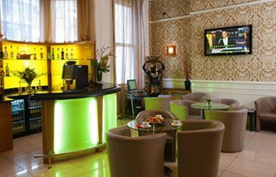 Hotel bar Paddington Court Rooms