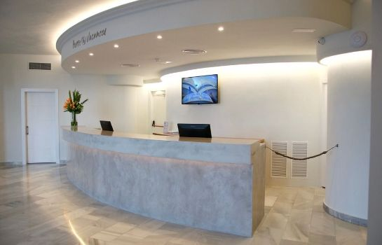 Reception Hotel El Puerto by Pierre & Vacances