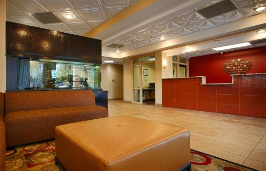 Hotelhalle BEST WESTERN KNOXVILLE SUITES DOWNTOWN