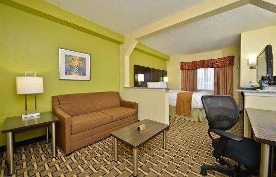 Suite BEST WESTERN KNOXVILLE SUITES DOWNTOWN
