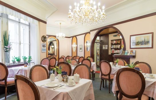 Breakfast room Pension Neuer Markt