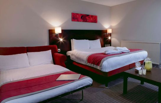 Suite Best Western The Stuart Hotel-Derby