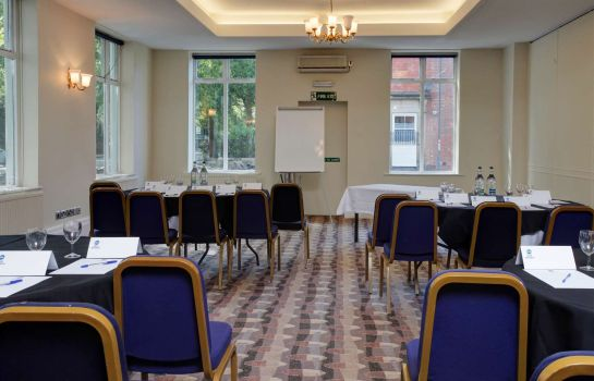 Conference room Best Western The Stuart Hotel-Derby