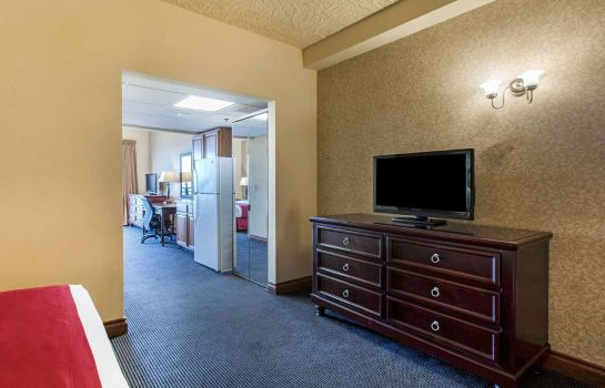 Zimmer an Ascend Hotel Collection Member Shoreline Inn & Conference C