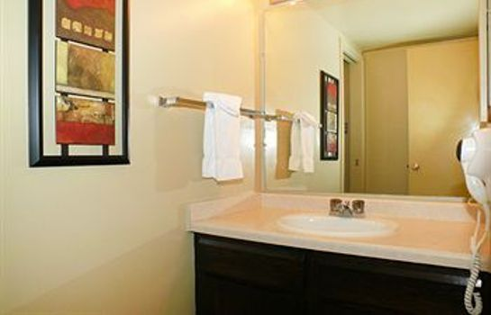 Bagno in camera Rockies Condominiums by Mountain Resorts