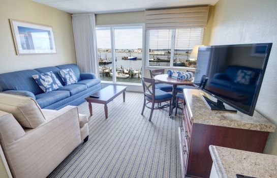 Suite WYNDHAMVR INN ON LONG WHARF