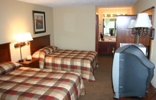 Zimmer CANAAN VALLEY RESORT AND CONFERENCE CENT