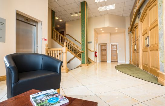 Reception Best Western Summerhill Hotel And Suites