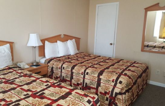 chambre standard Knights Inn and Suites Grand Forks