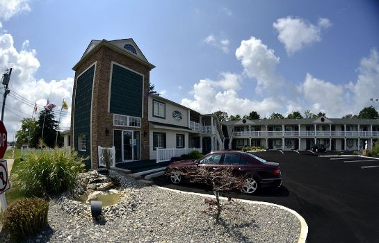 Buitenaanzicht Empire Inn & Suites Atlantic City/Absecon