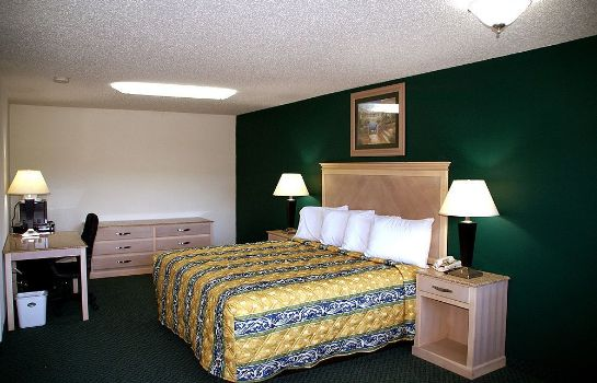 Standaardkamer Empire Inn & Suites Atlantic City/Absecon