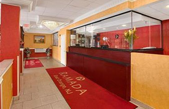 Hotelhalle RAMADA EAST ORANGE