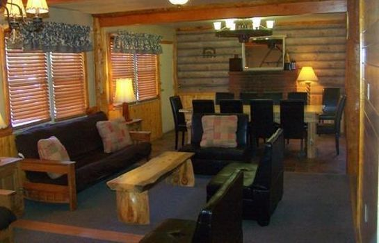 Zimmer GOLDEN BEAR COTTAGES