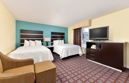 Chambre RED CARPET INN  SUITES NEW LONDON