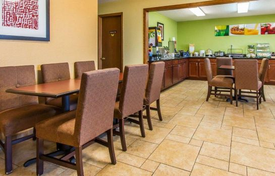 Restaurant Quality Inn & Suites Ottumwa