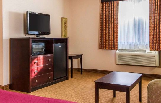 Suite Quality Inn & Suites Ottumwa