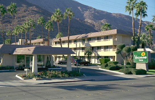Vista exterior VAGABOND INN PALM SPRINGS